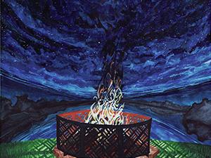 Fire Pit Paradise