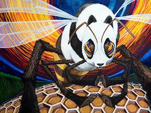 Panda Bee