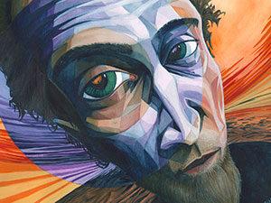 Self Portrait by The Shoreline